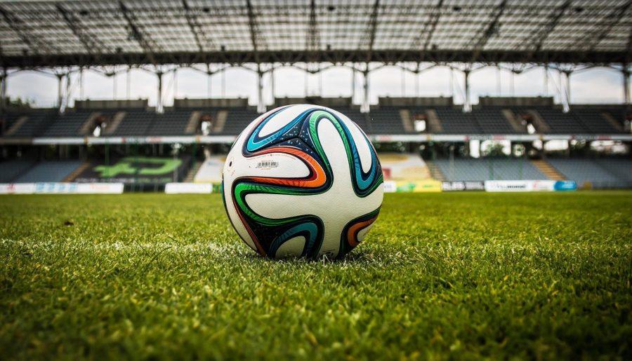 Football Team Mates Break Down